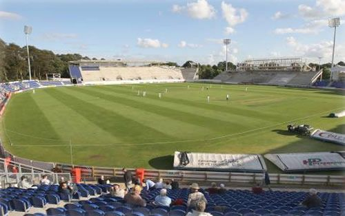 Glamorgan Cricket Club. Sample text goes here for this case study.